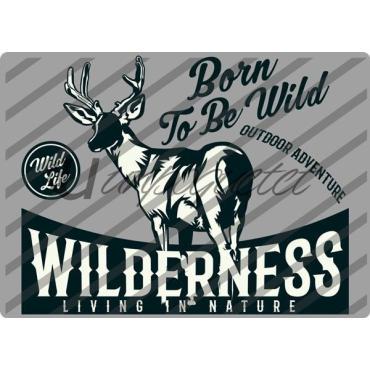 Gorra Trucker Wild Life Diseño