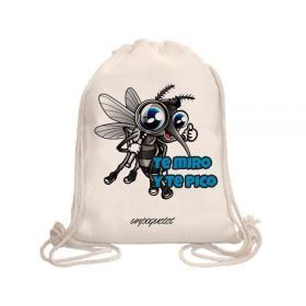 Mochila Tipo Lino Mosquito