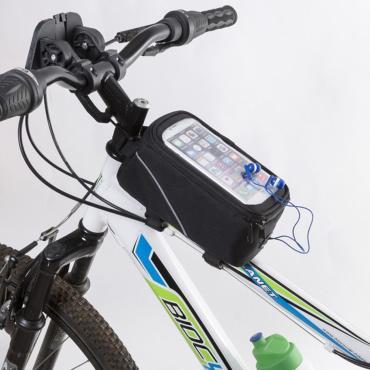 Bolsa bicicleta perfecta para el movil