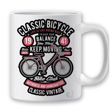Taza Classic Bicycle