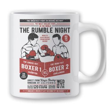 Taza Classic Boxing