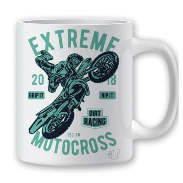 taza extrem motocross