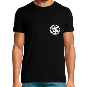 Camiseta Bicicleta Reloj Plato