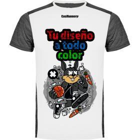 Camiseta técnica personalizada barata