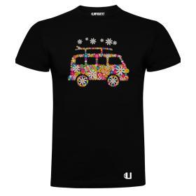 Camiseta Unisex Autobús Buff
