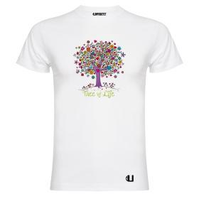 Camiseta Unisex Arbol de la Vida