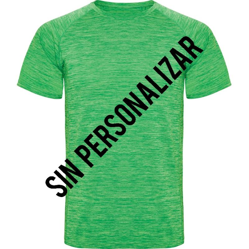 Camiseta Técnica 10K verde