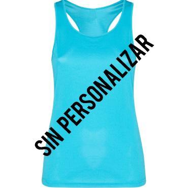 Camiseta Técnica Tirantes Mujer PLAN