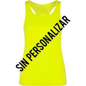 Camiseta técnica mujer barata