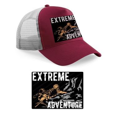 Gorra Trucker Extrem Adventure