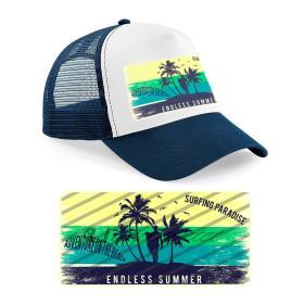 Gorra Trucker Surfing Paradise