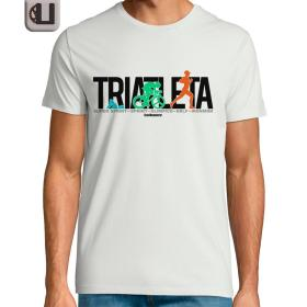 Camiseta Triatleta
