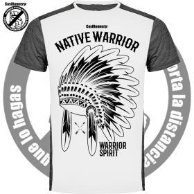 Camiseta Técnica Native Warrior