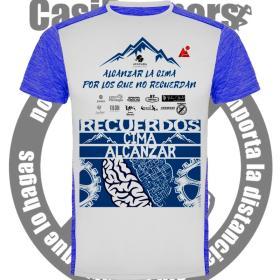 Camiseta Técnica @TrailJuanpa Reto 2021