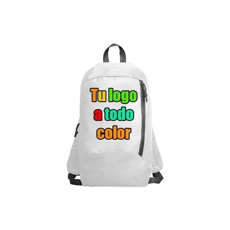 Mochila Tu Logo a todo color