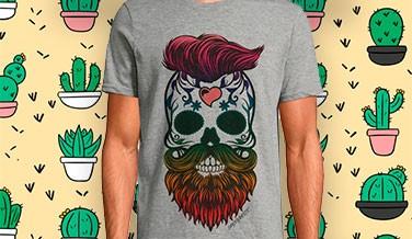 Camisetas Unisex Molonas