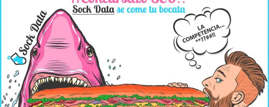 """Unpoquetet colabora en el concurso de SEO """"Sockdata se come tu bocata"""""""