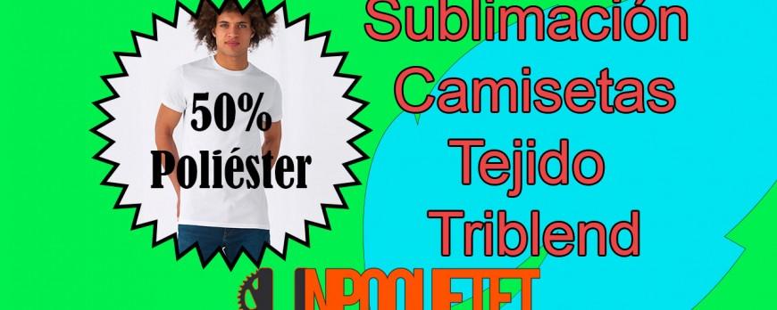 La sublimación para nuestras camisetas