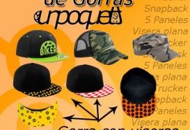 Las gorras no pasan de moda y para el 2019 tenemos las nuestras.